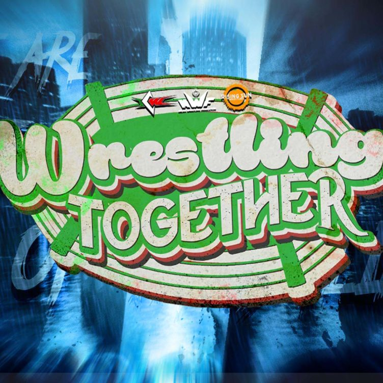 Wrestling Together: annunciato l'evento con ICW, MWF e Rising Sun