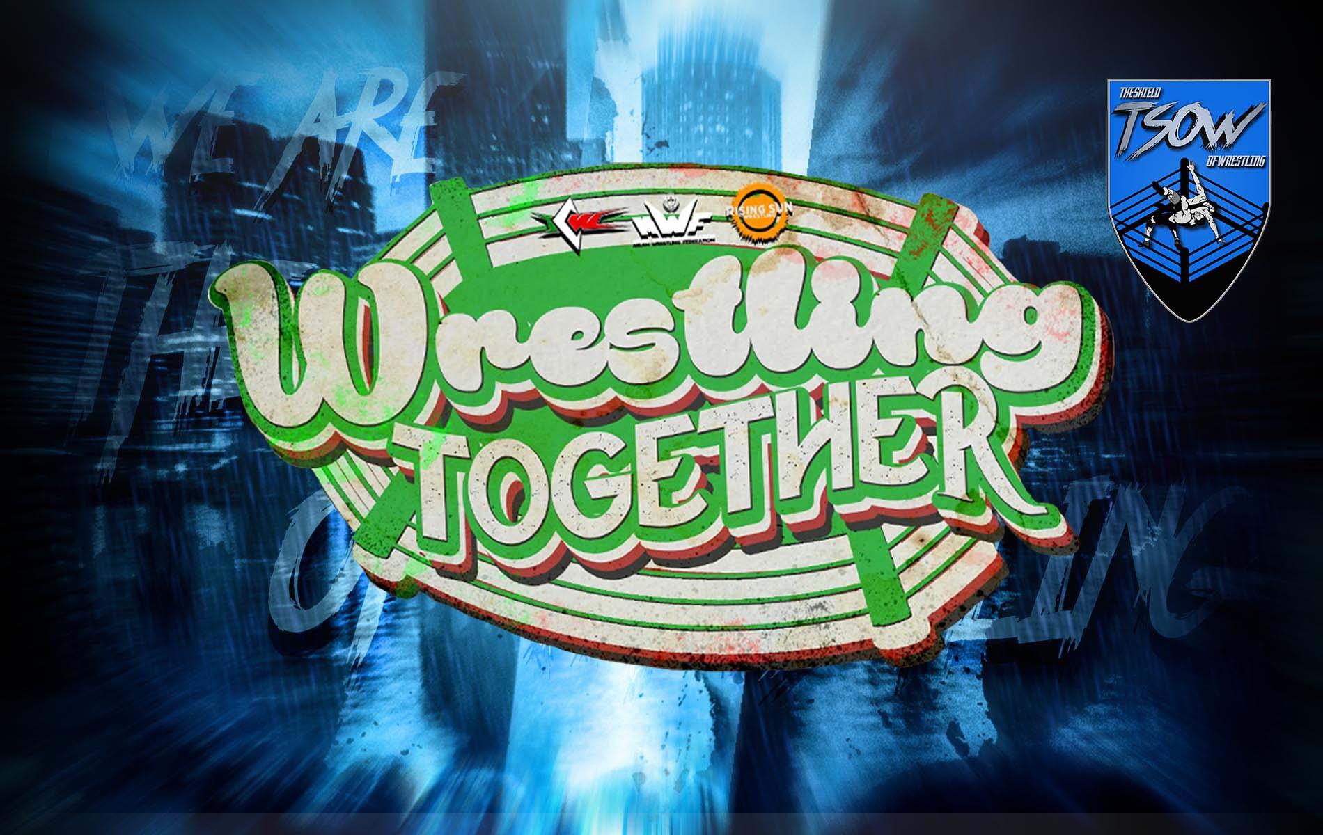 Wrestling Together: annunciato l'evento con ICW, MWF e Rising Sun