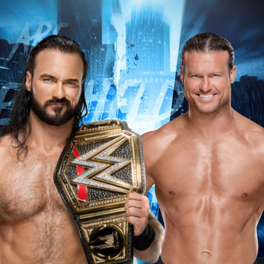 WWE Extreme Rules: le quote per Drew McIntyre vs Dolph Ziggler