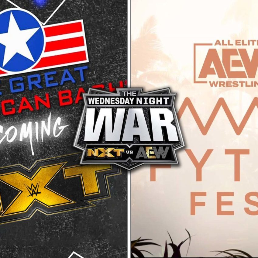 The Great American Bash vs Fyter Fest
