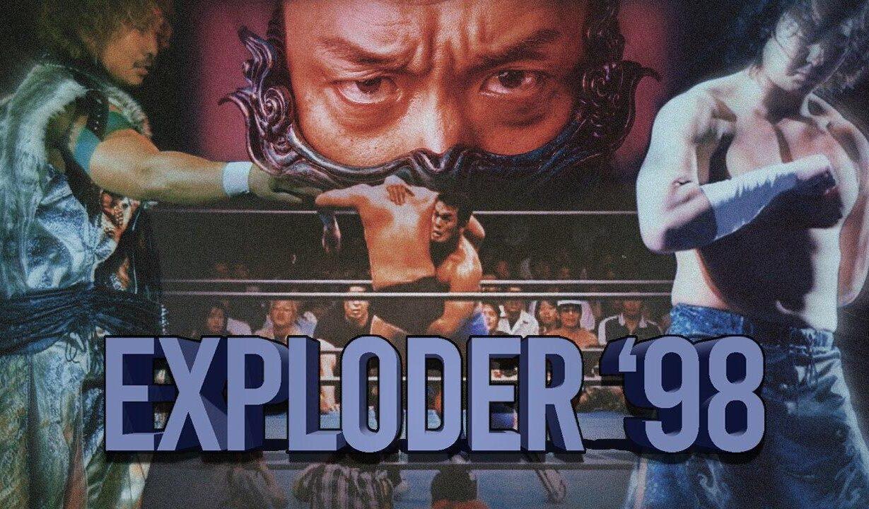 Exploder '98 - Amici e Super Juniors