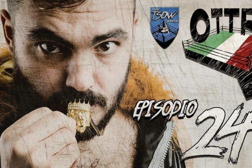 Rocco Casanova ospite della penultima puntata di Over The Top Rope (S3E24)