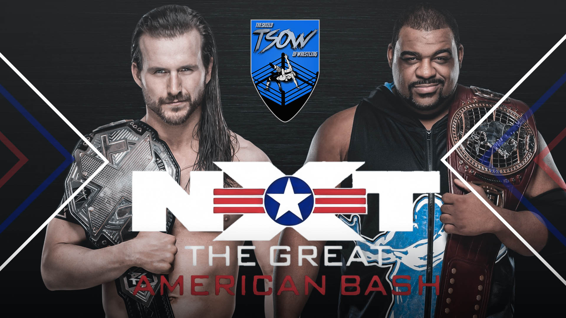 Report The Great American Bash 2020 - Night 1