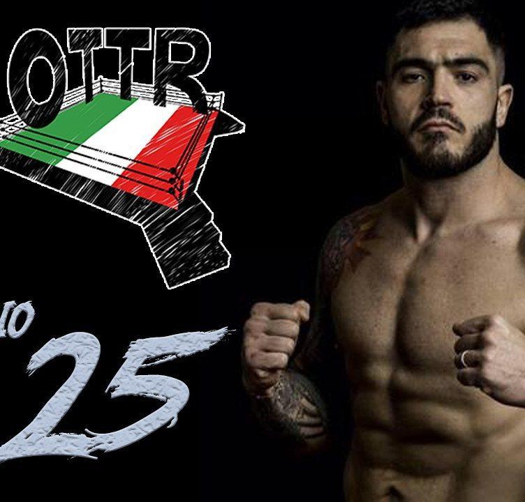 Mauro Cerilli ospite dell'ultima puntata di Over The Top Rope