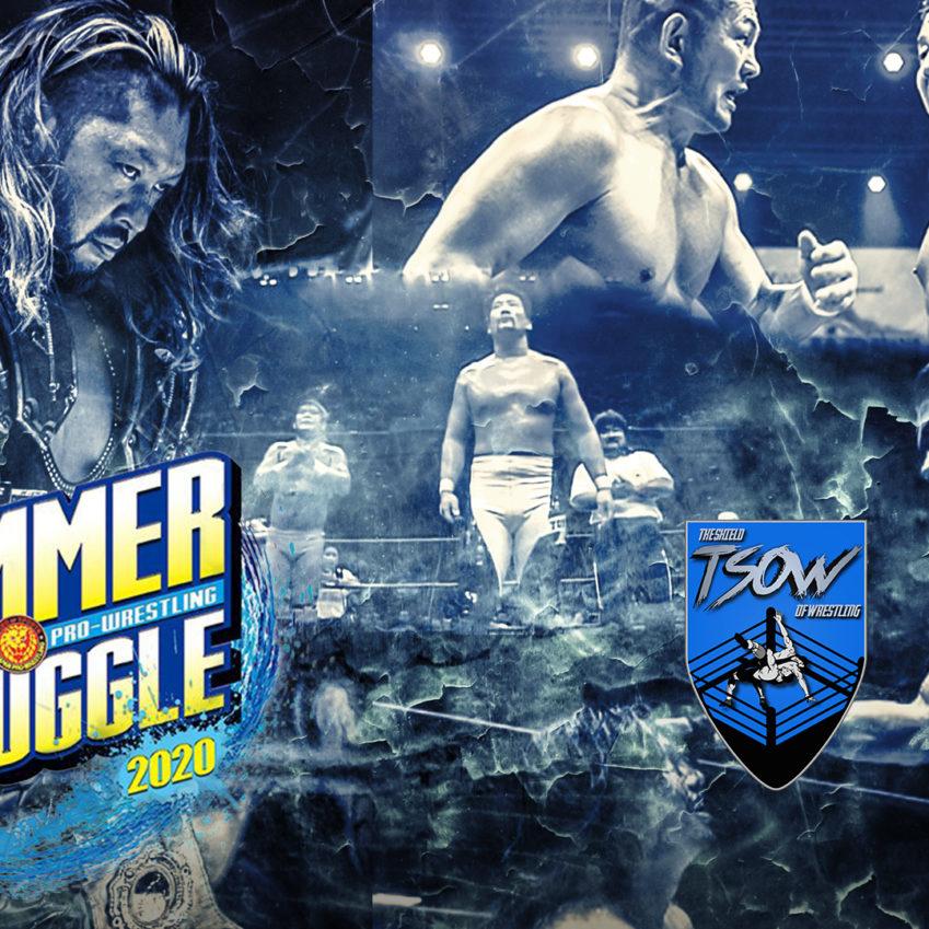 Risultati NJPW Summer Struggle - Day 8