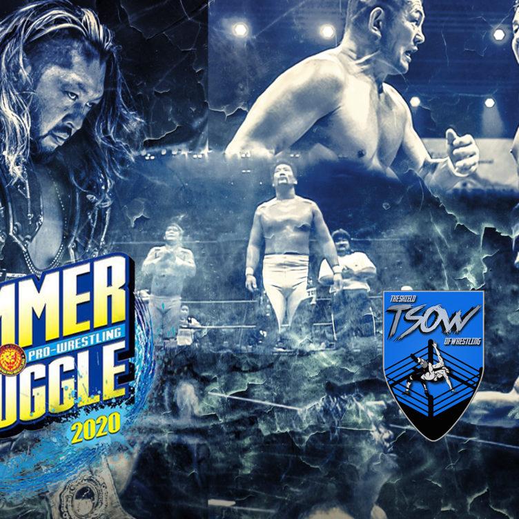 Risultati NJPW Summer Struggle - Day 6