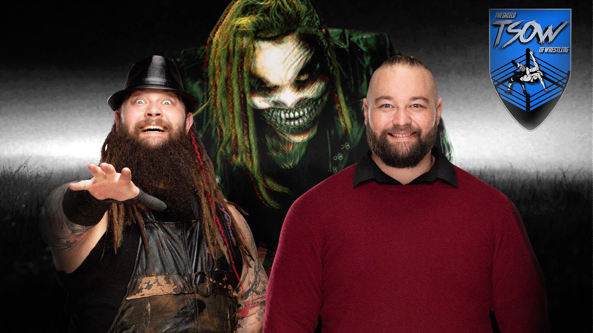 Braun Strowman contro le tre facce della paura