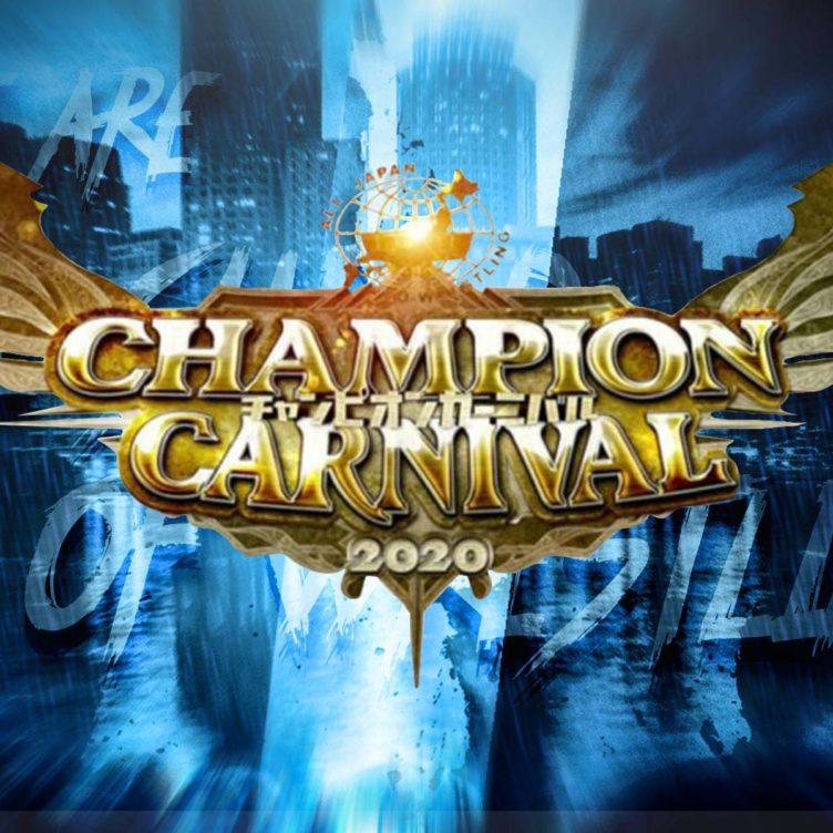 Champion Carnival 2020: annunciati i partecipanti
