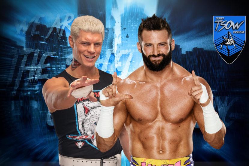 Matt Cardona e Cody: il merchandise è ispirato Zack e Cody al Grand Hotel