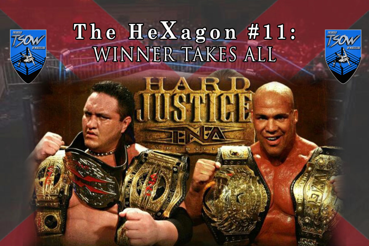 The HeXagon #11: Winner Takes All