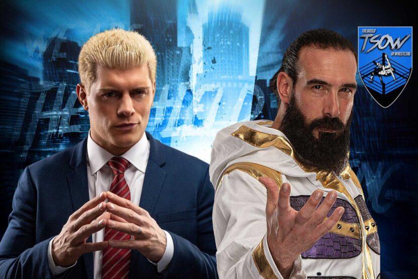 Cody Rhodes svela un retroscena sul suo match con Brodie Lee