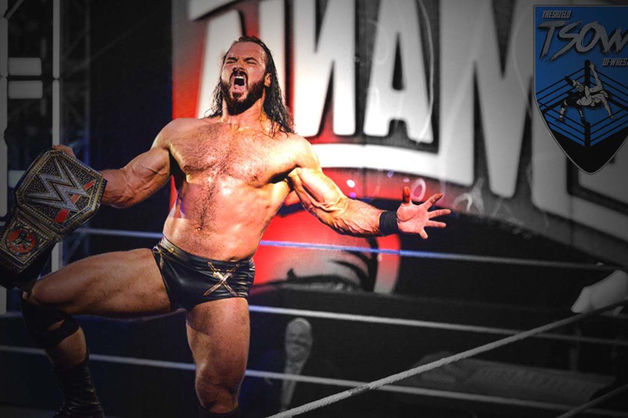 Drew McIntyre, anatomia del WWE Champion