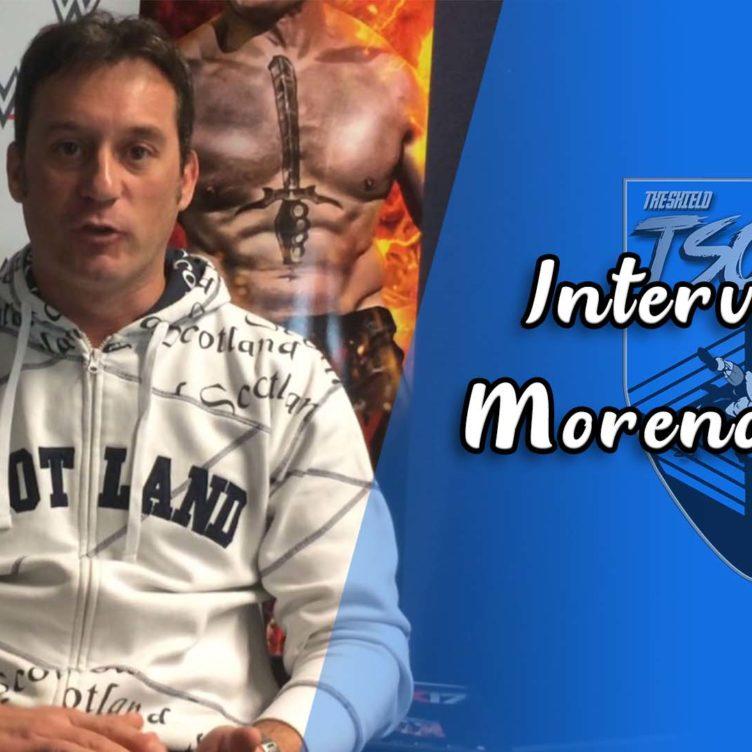 Moreno Molla: la nostra intervista al telecronista della AEW su SKY