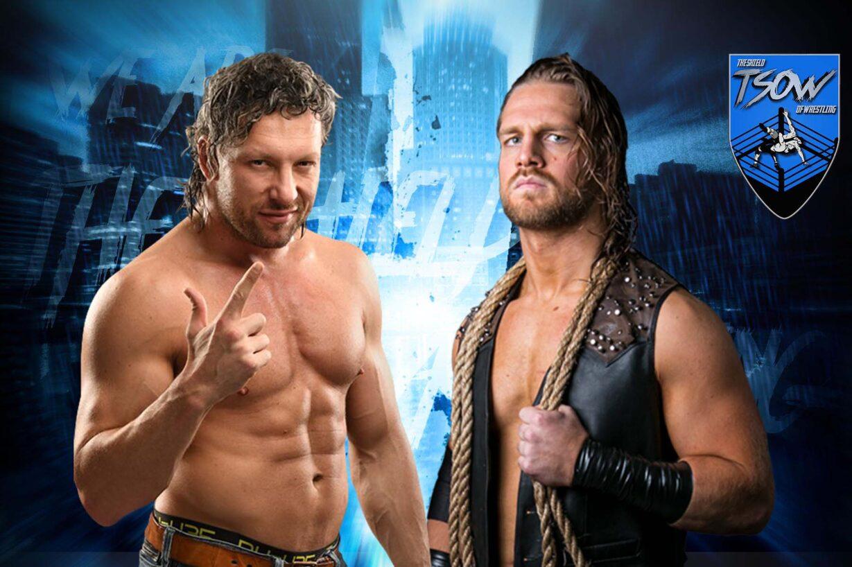 AEW Full Gear: chi ha vinto il match tra Kenny Omega e Adam Page?