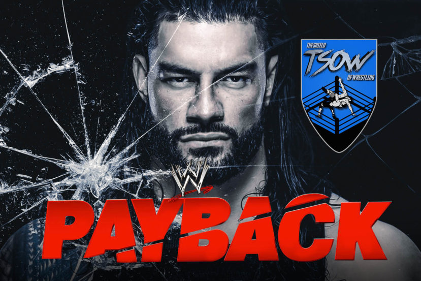 Pagelle di WWE Payback 2020
