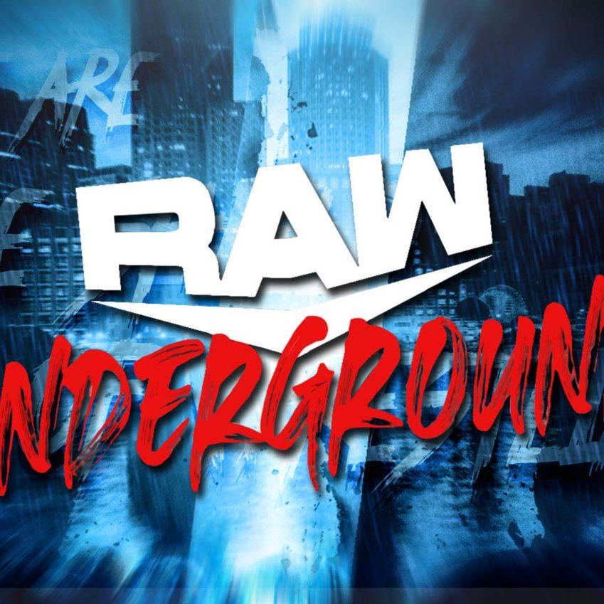 RAW Underground 14-09-20: l'invasione di un mostro