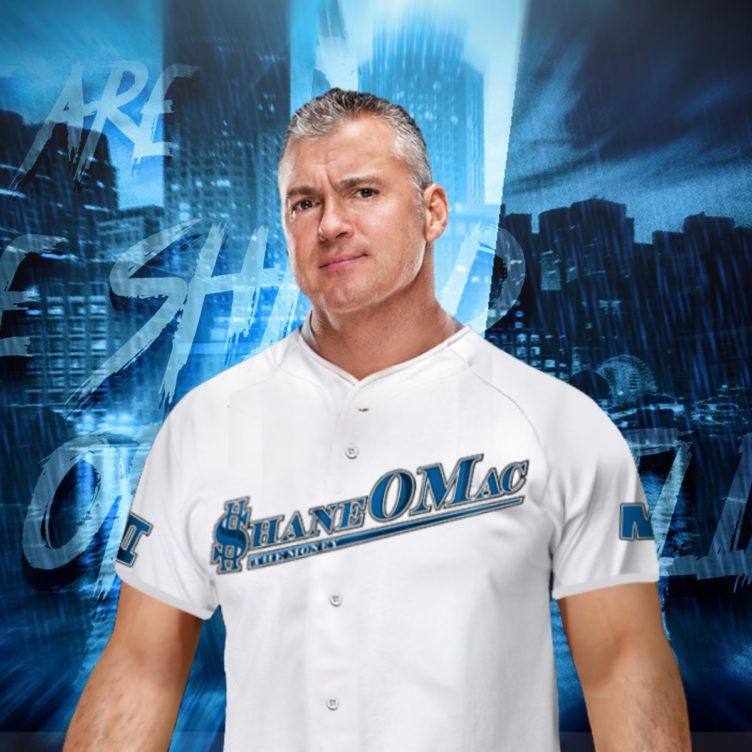 Shane McMahon: grandi piani della WWE per lui