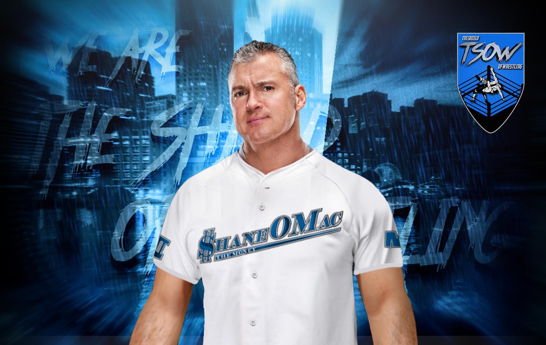 Shane McMahon è tornato a RAW