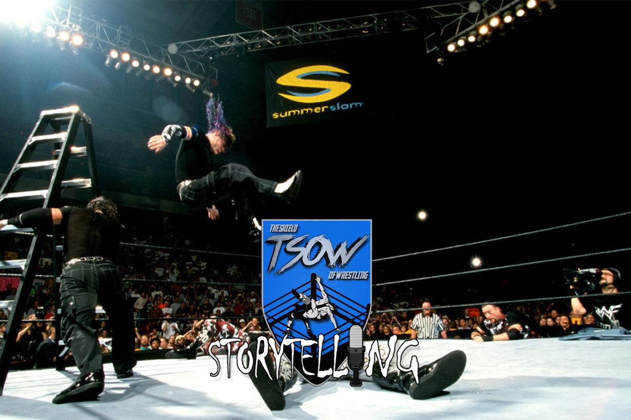 Storytelling #9: La storia di SummerSlam