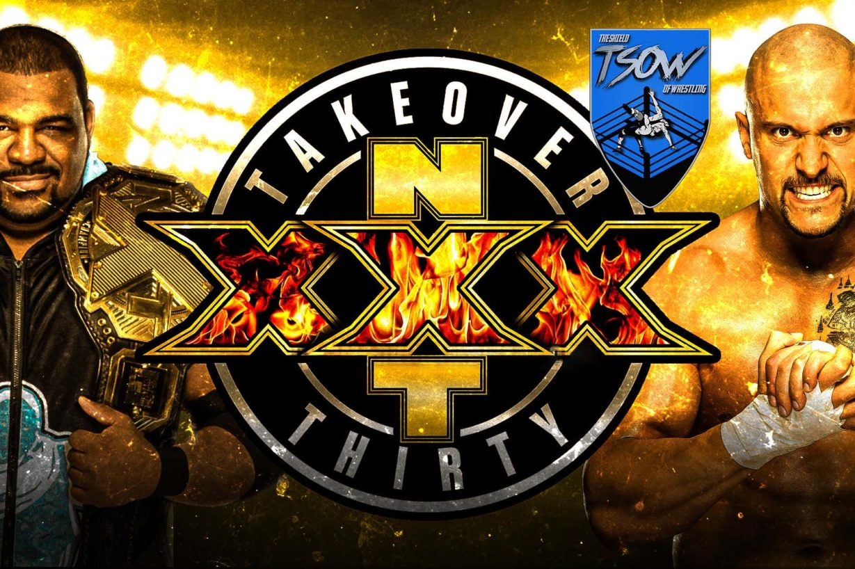 Report NXT TakeOver: 30 - WWE