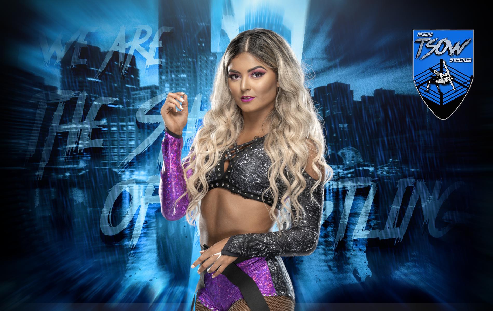 Tay Conti: la WWE non voleva il suo approdo in AEW?