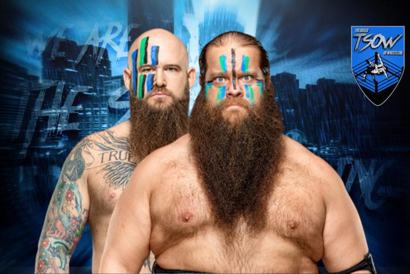 Viking Raiders potrebbero presto tornare ad NXT