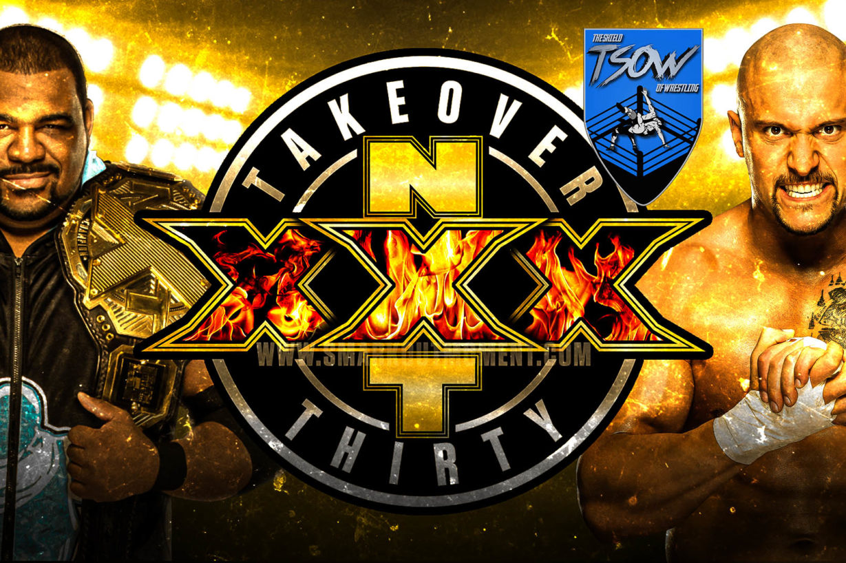 Pagelle di NXT TakeOver: 30