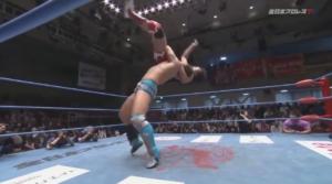 Jake Lee infrange i sogni di Naoya Nomura