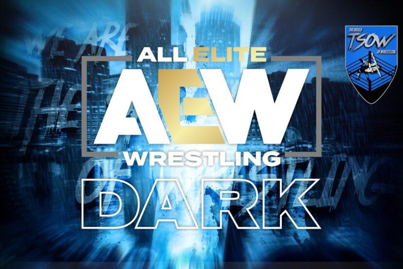 AEW Dark Risultati 08-06-2021