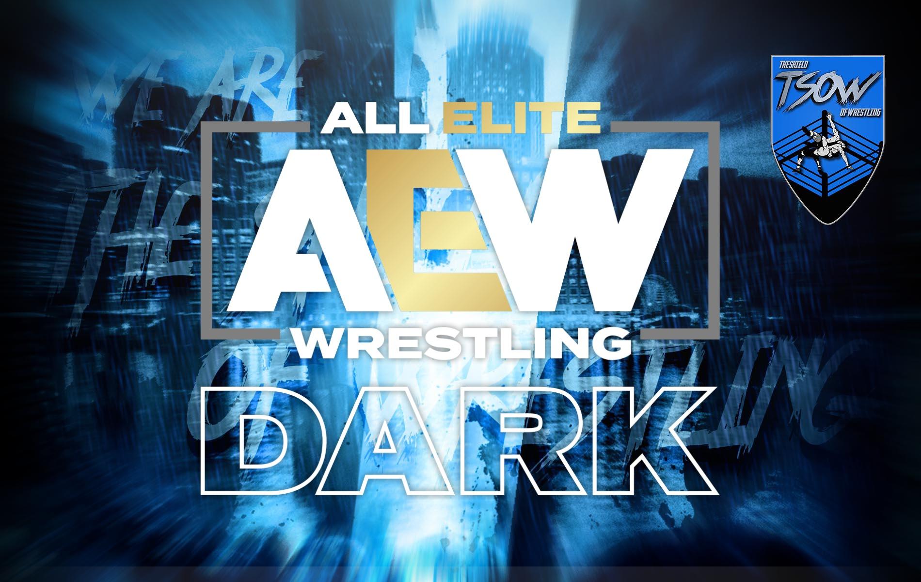 AEW Dark Risultati 01-06-2021
