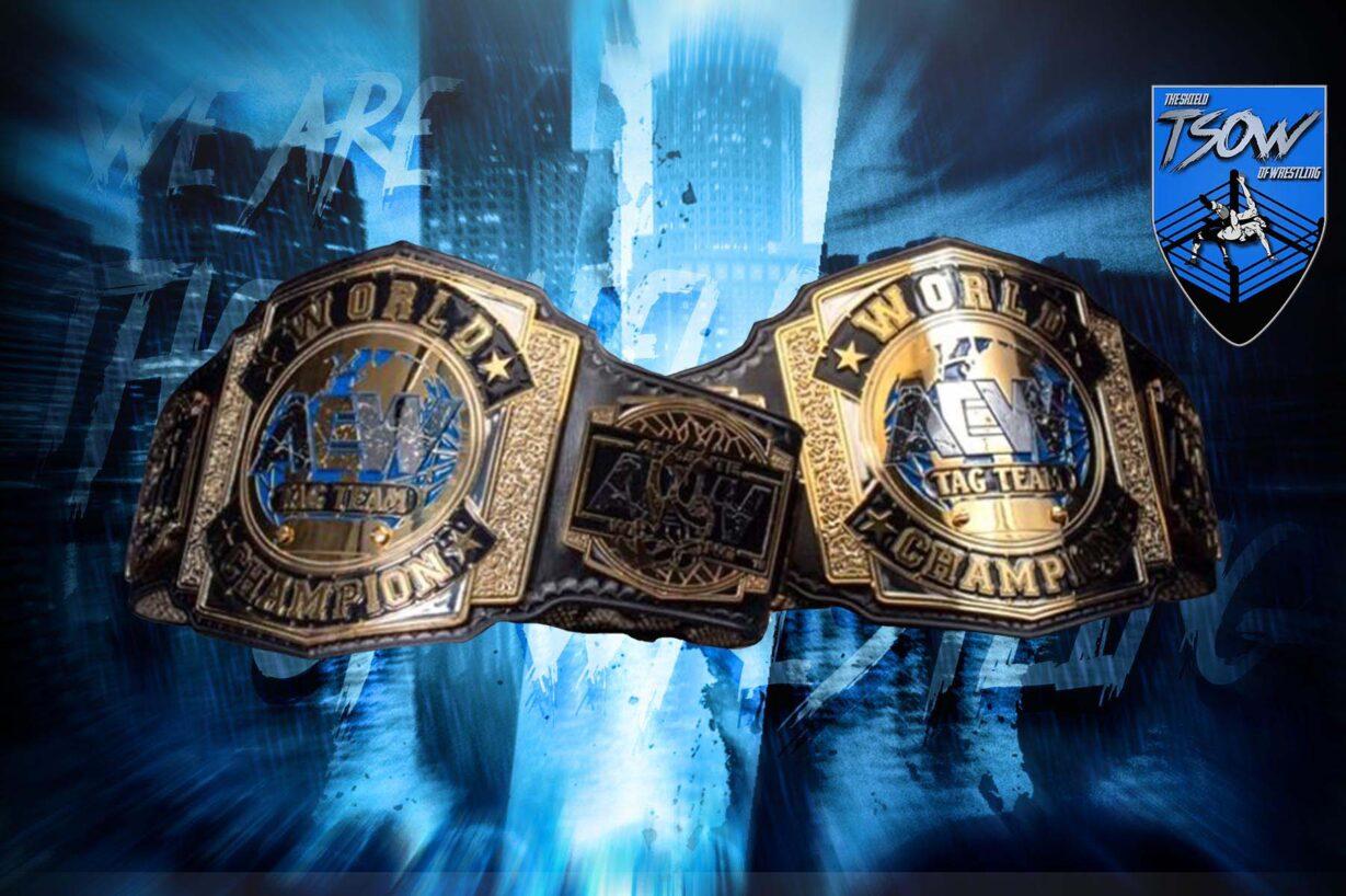 AEW Revolution 2021: Young Bucks vs Chris Jericho & MJF