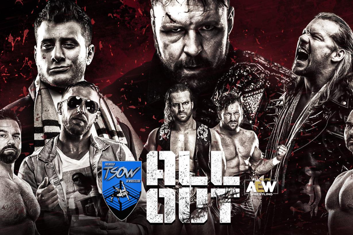 Pagelle di AEW All Out 2020