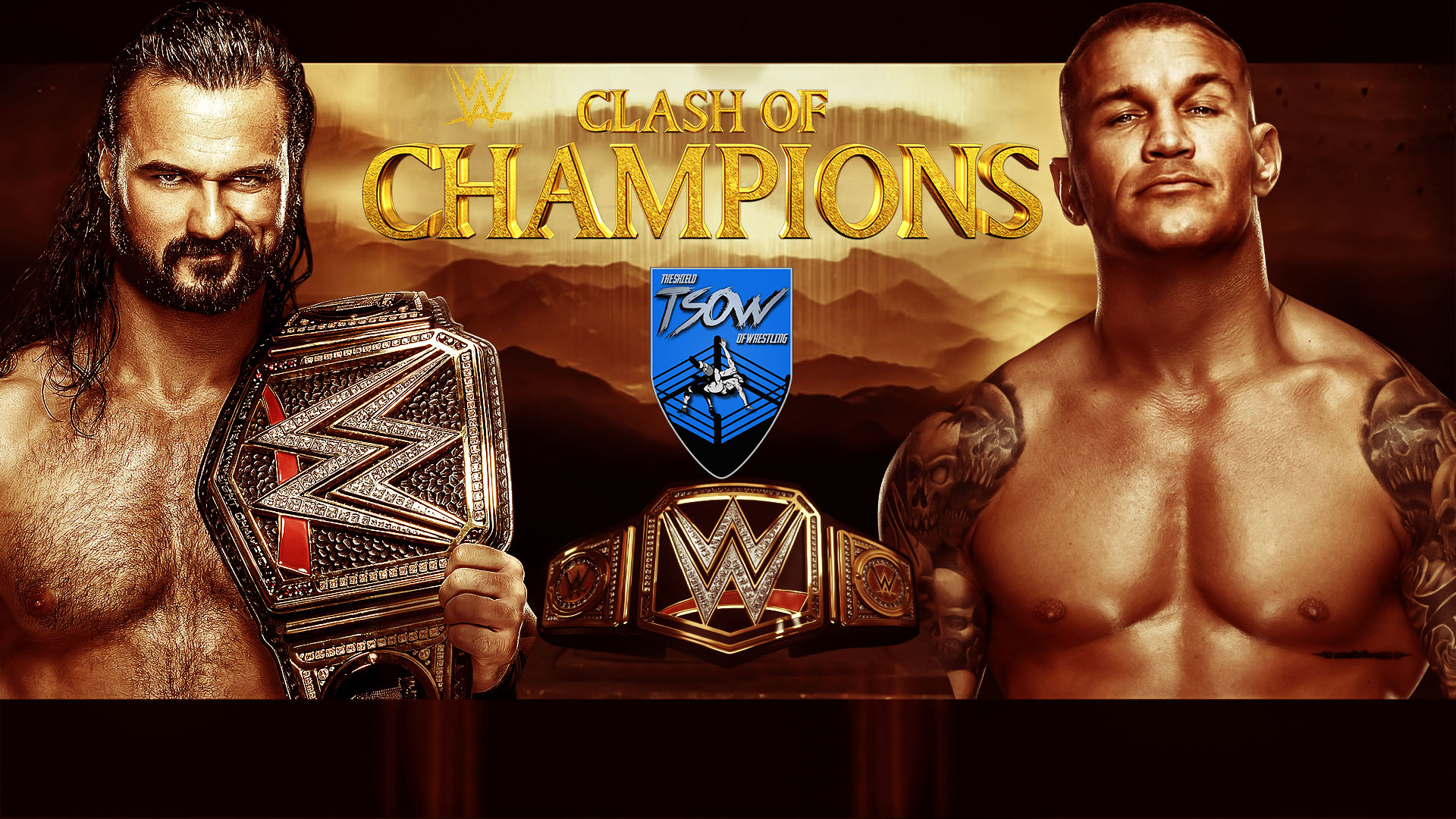 Clash Of Champions 2020 - WWE - Preview