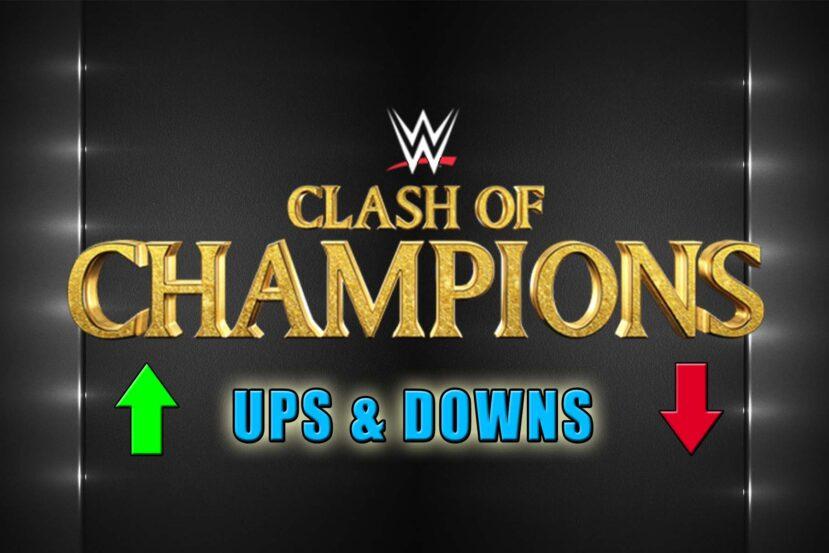 Clash Of Champions Ups&Downs | 27-09-2020 | Campioni di scontatezza?