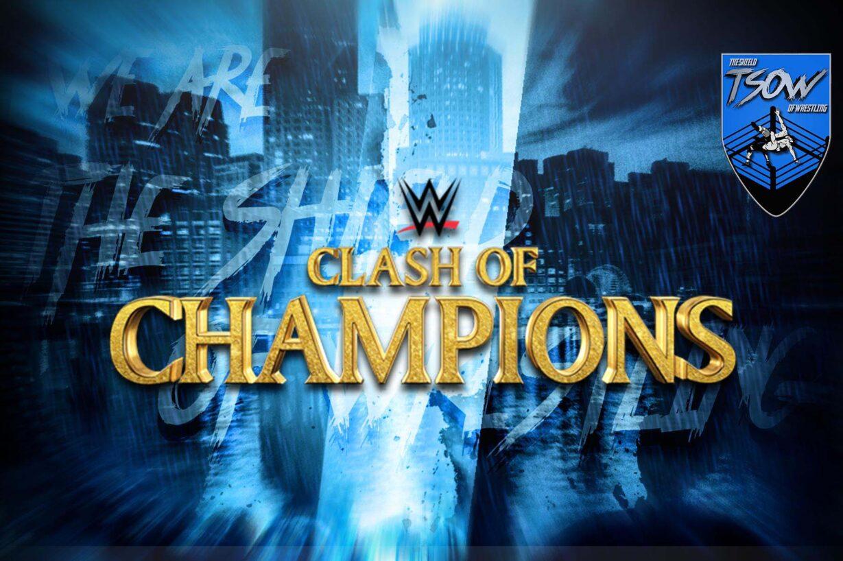 Clash Of Champions 2020: tutti i cambi di titolo del WWE 24\7 Championship