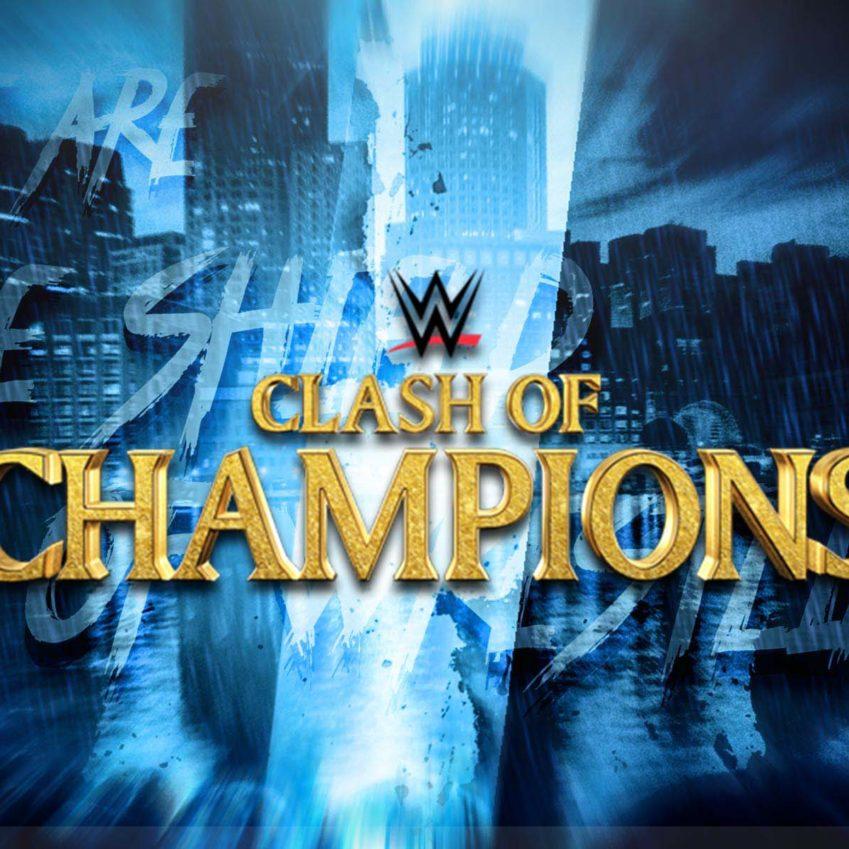 Clash Of Champions 2020: cambio di match nel Kick-Off