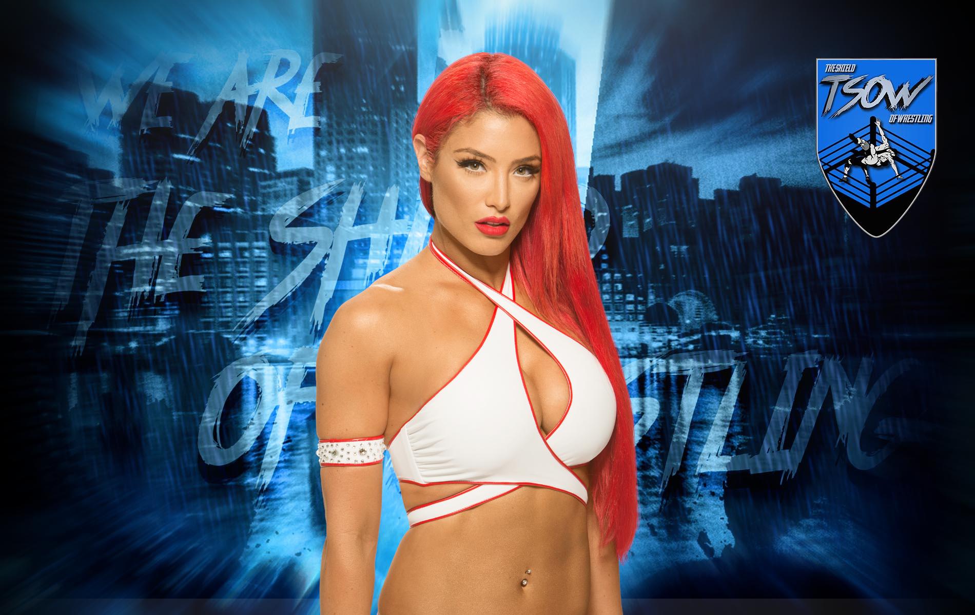 Eva Marie NON lotterà per la WWE?