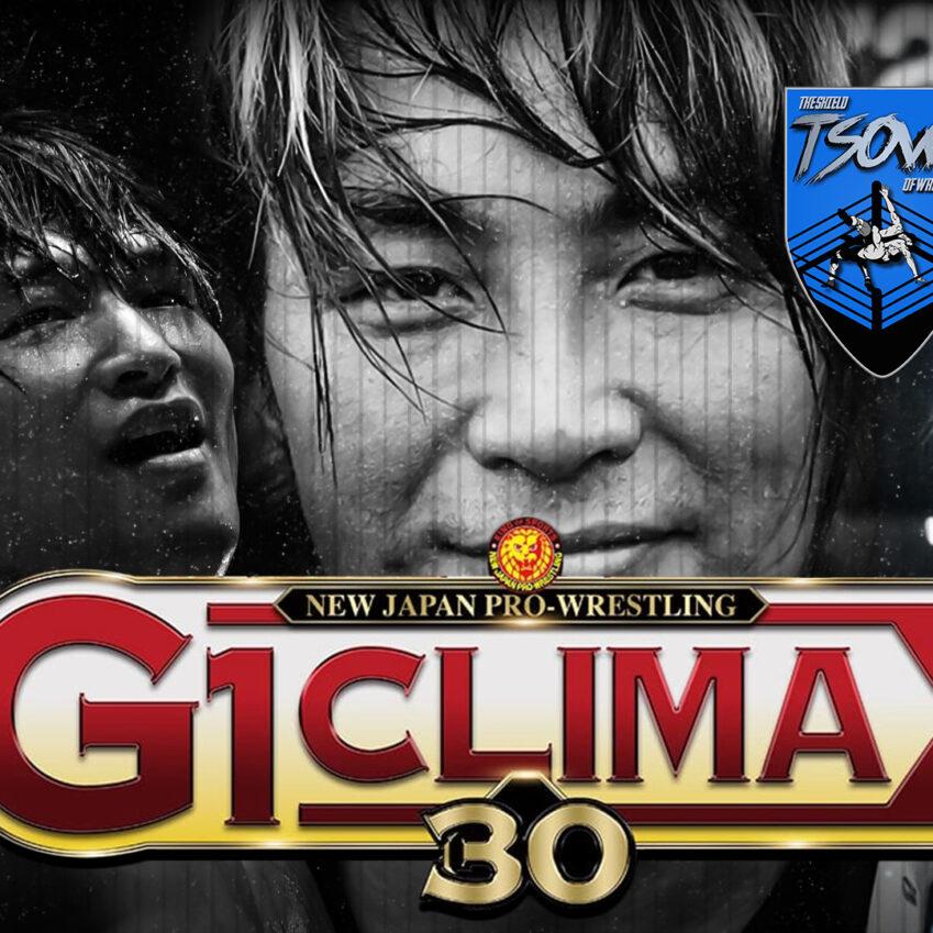 Review NJPW G1 Climax 30 – A Block Finals