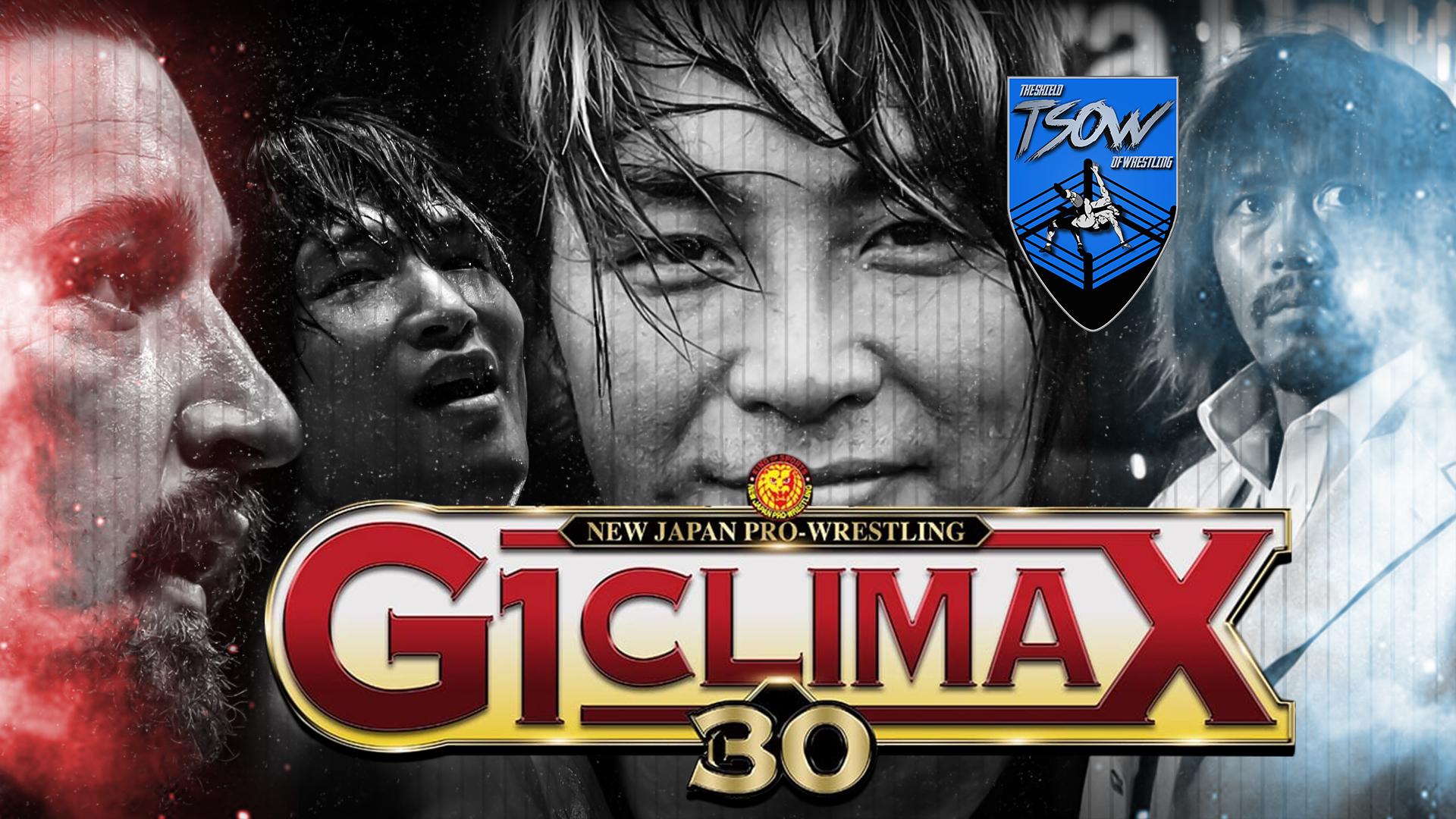 Risultati NJPW G1 Climax 30 - Day 9