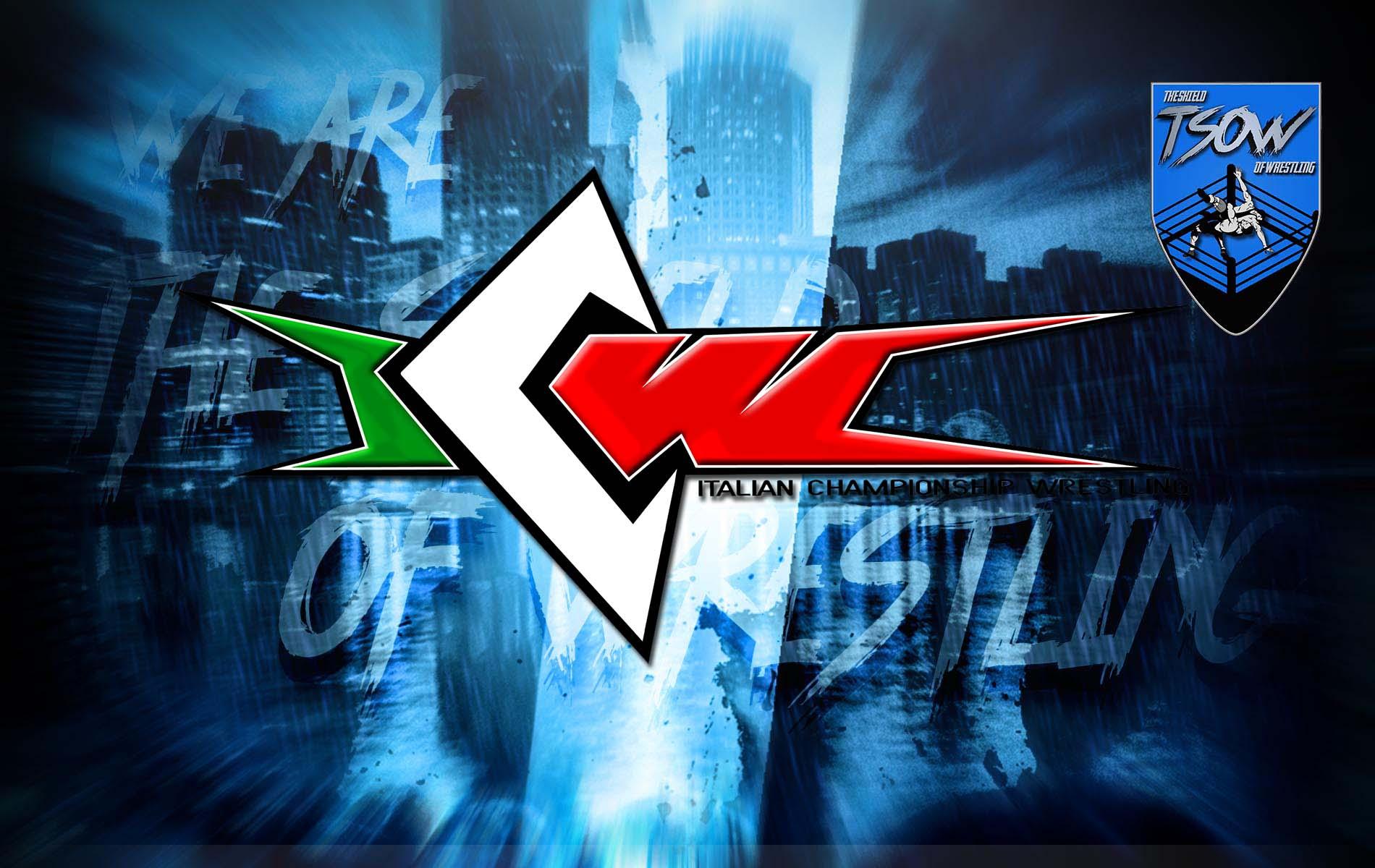 ICW: annunciato il ritorno agli show dal vivo