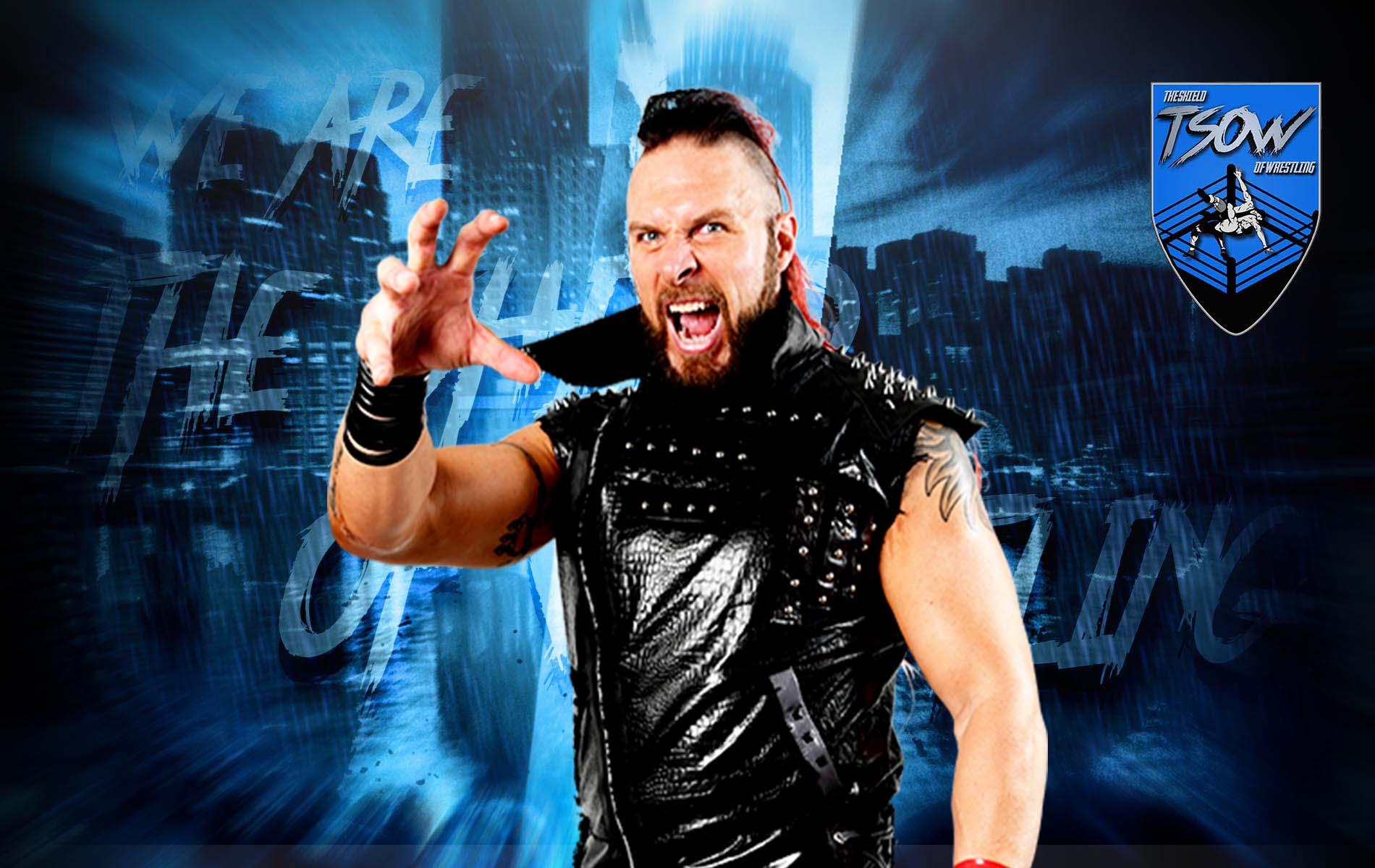 Lance Archer vuole vincere il titolo IWGP