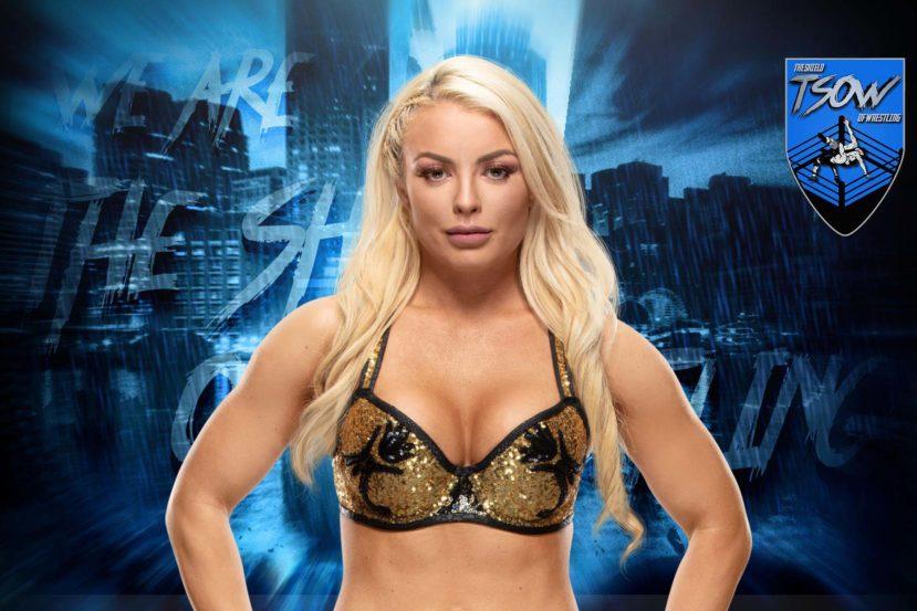 Otis spoglia The Miz a SmackDown: la reazione di Mandy Rose