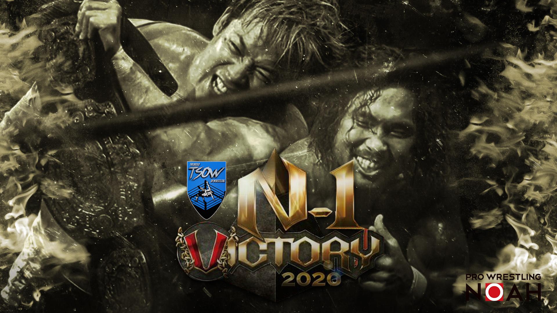 Risultati NOAH N-1 Victory 2020 – Day 7