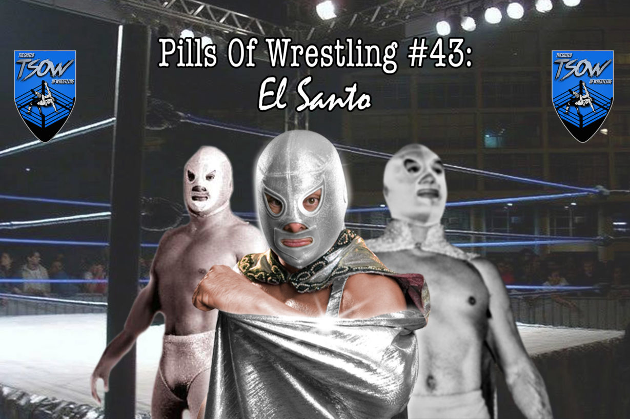 Pills Of Wrestling #43: El Santo