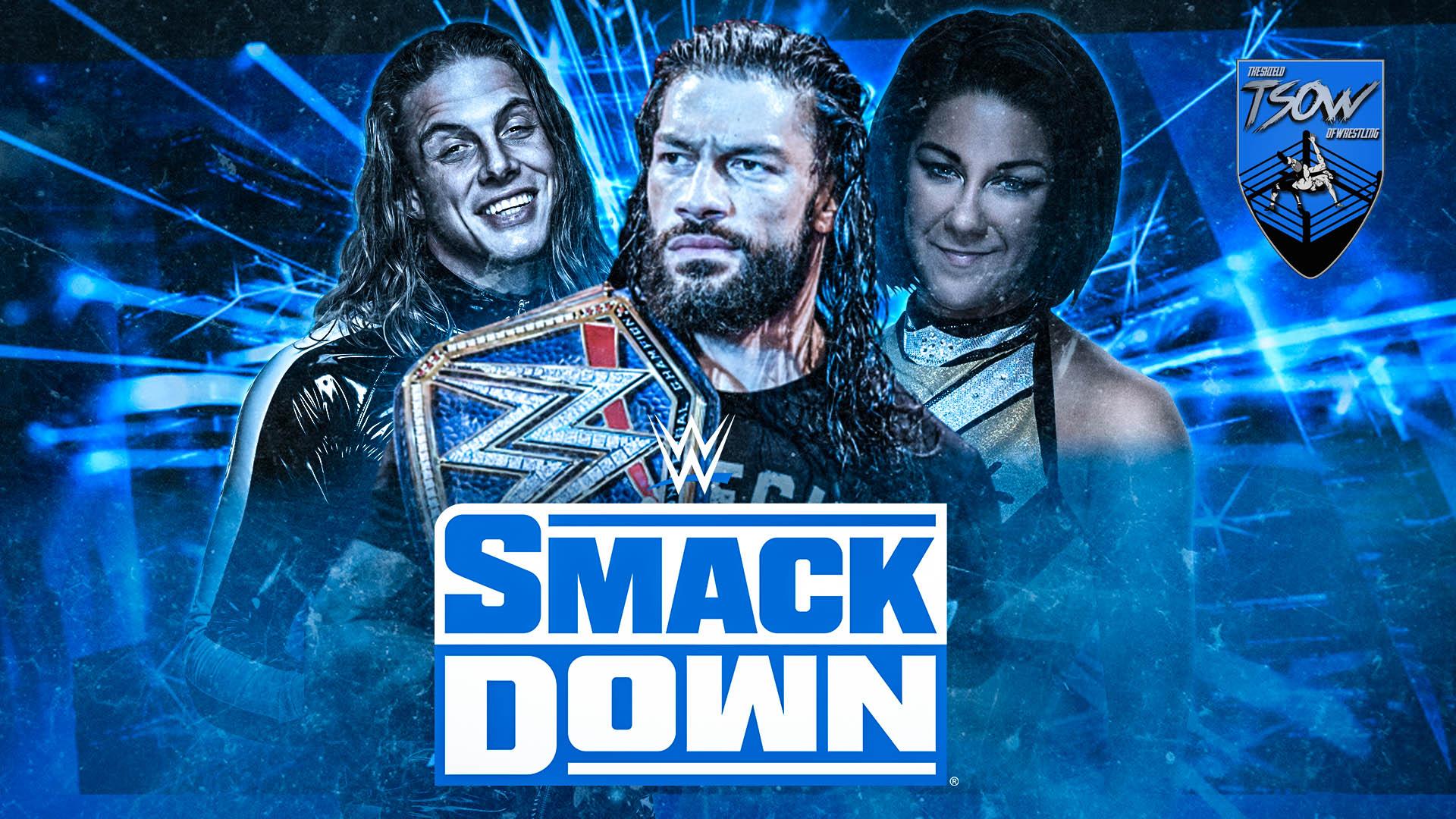SmackDown Season Premiere - Risultati Live
