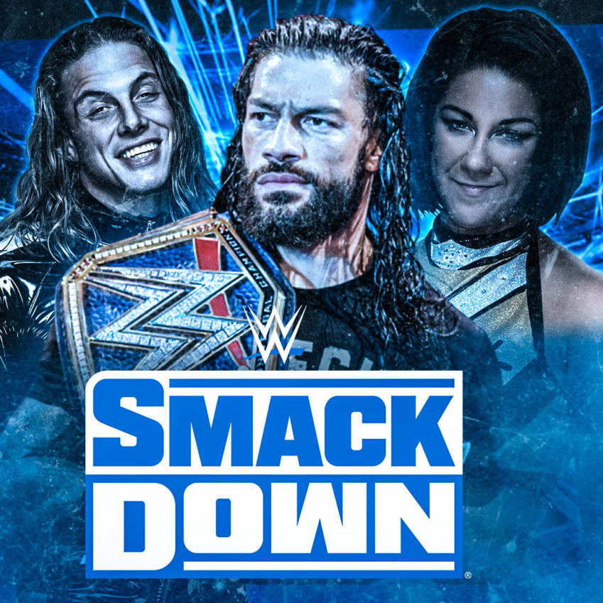 Report SmackDown 25-09-2020
