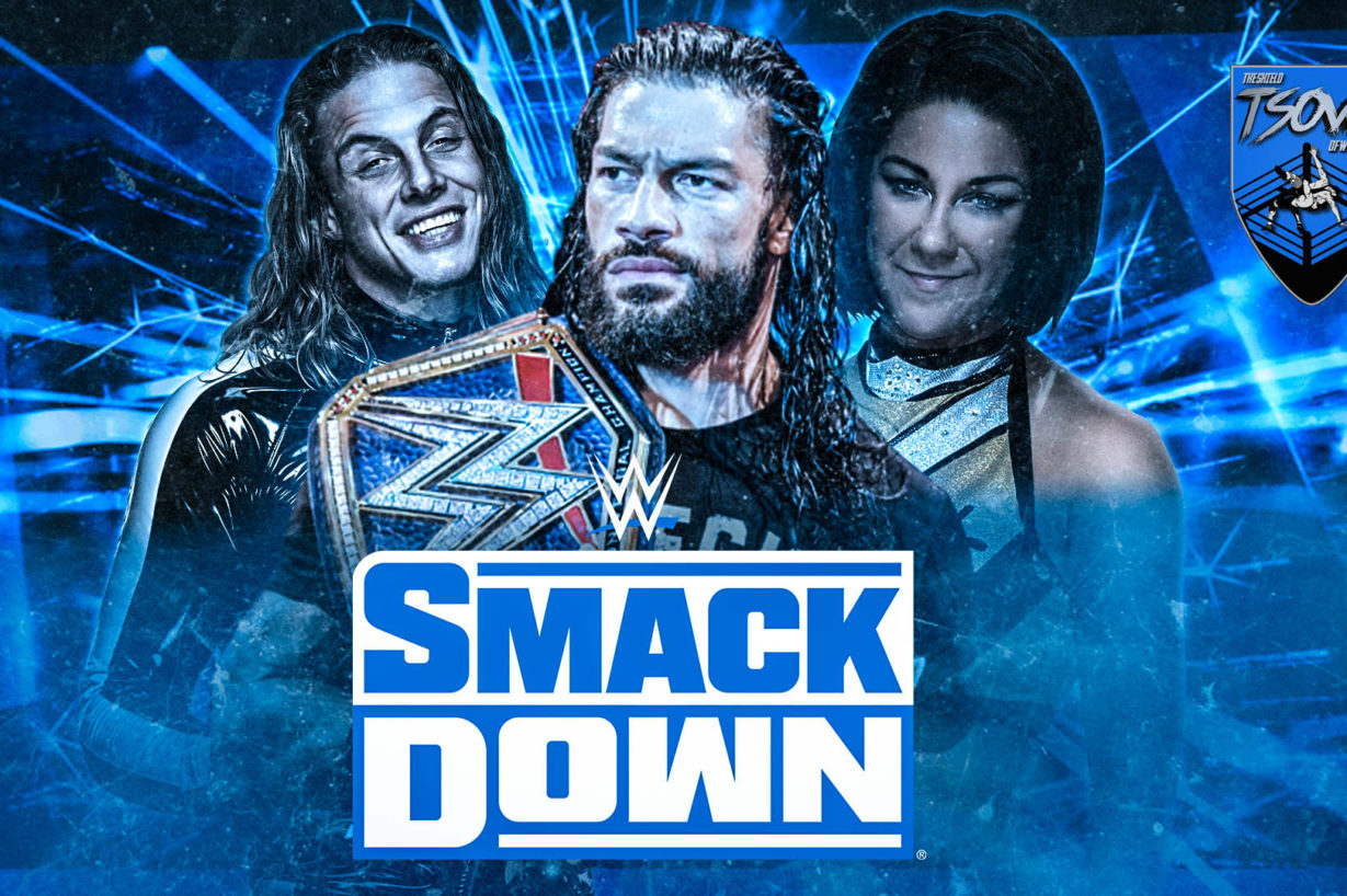 Report SmackDown 18-09-2020