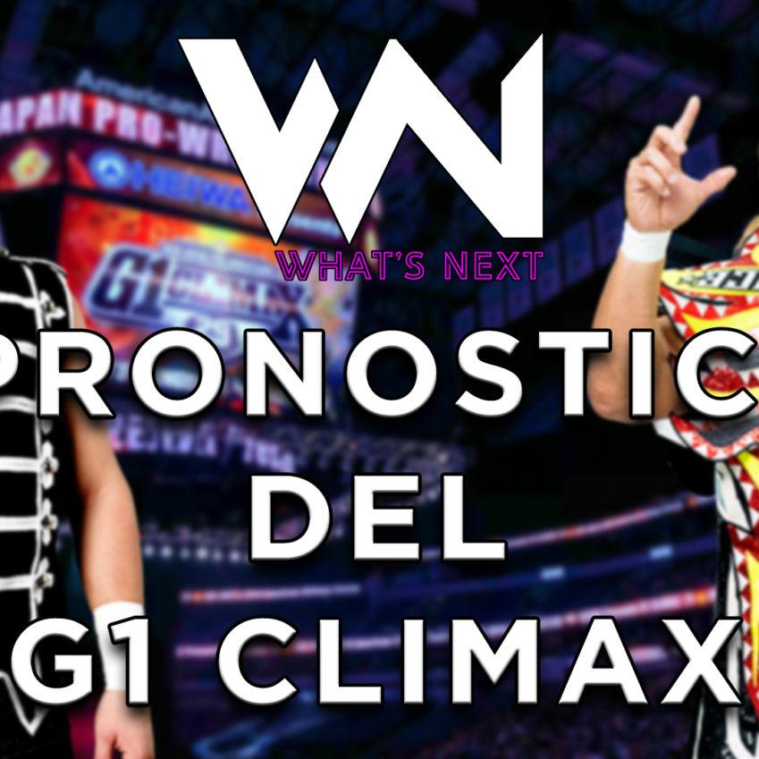 What's Next #91 Pronostici sul G1 Climax 30