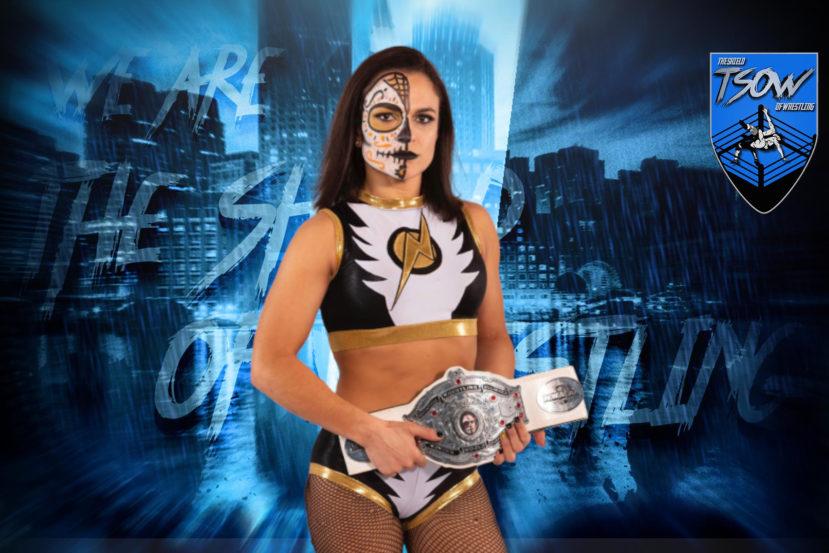 Thunder Rosa: una star AEW ha avuto l'idea di farla esibire a All Out