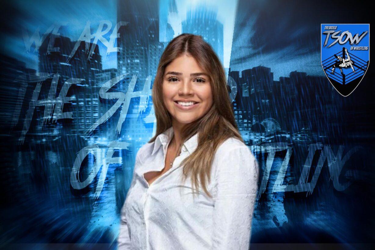 Aalyah Mysterio: aggiornamenti sul suo stato contrattuale